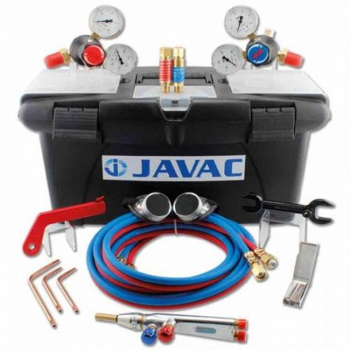 Javac - Welding / Brazing Set - Oxy-Act